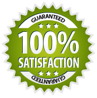 Performance Firearms 100% Satisfaction Guarantee
