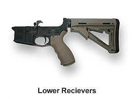 Performance Firearms Lower Recievers